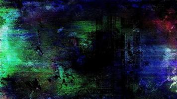 loop de fundo colorido grunge