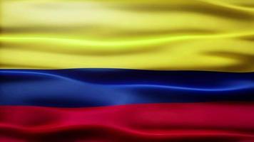 bandiera colombia loop