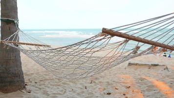 amaca in spiaggia