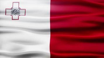 lazo de la bandera de malta