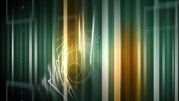 Fondo abstracto de barras de rayas