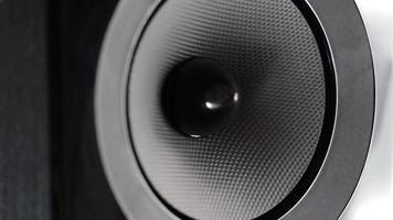 alto falante video