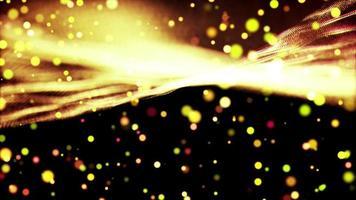 velocidad de la luz de fondo de movimiento de galaxia 4k