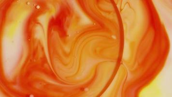 Fluid Abstract Motion Background (No CGI used) - ABSTRACT LIQUID 107