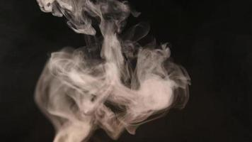 Atmospheric smoke Fog effect. VFX Element. Haze background. Abstract smoke cloud.