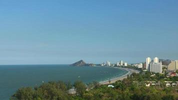 Hua Hin City in Thailand
