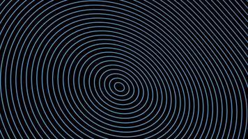video de fondo de líneas onduladas abstractas