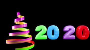 2020 albero di natale