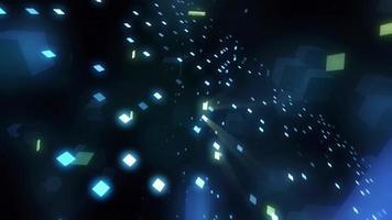 Gleaming matrix background