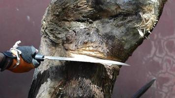 facão de corte