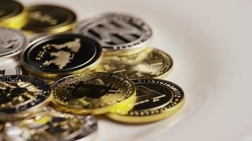 tiro giratório de bitcoins (criptomoeda digital) - bitcoin misto 083