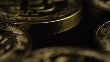 tiro giratório de bitcoins (criptomoeda digital) - bitcoin 0493
