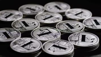 tiro giratório de bitcoins (criptomoeda digital) - bitcoin litecoin 459