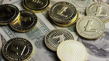 tiro giratório de bitcoins (criptomoeda digital) - bitcoin litecoin 574