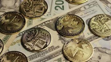 tiro giratório de bitcoins (criptomoeda digital) - bitcoin monero 200