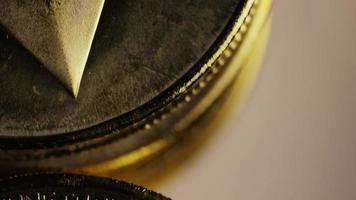 tiro giratório de bitcoins (criptomoeda digital) - bitcoin misto 013