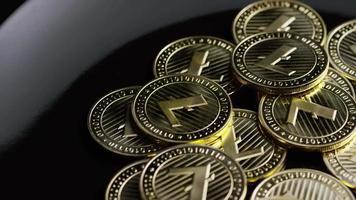 tiro giratório de bitcoins (criptomoeda digital) - bitcoin litecoin 242