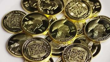 tiro giratório de bitcoins titan (criptomoeda digital) - titan bitcoin 132