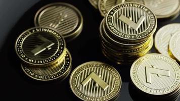 tiro giratório de bitcoins (criptomoeda digital) - bitcoin litecoin 349