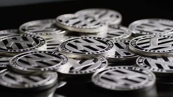 tiro giratório de bitcoins (criptomoeda digital) - bitcoin litecoin 435