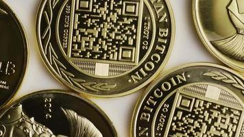 Disparo giratorio de titan bitcoins (criptomoneda digital) - bitcoin titan 047