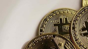 tiro giratório de bitcoins (criptomoeda digital) - bitcoin 0166