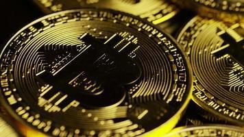 tiro giratório de bitcoins (criptomoeda digital) - bitcoin 0094