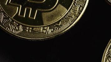 tiro giratório de bitcoins (criptomoeda digital) - bitcoin 0502