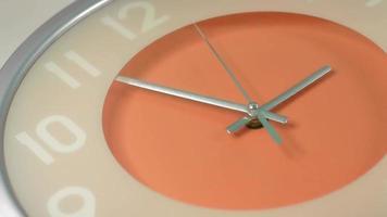 lapso de tiempo del reloj cinco minutos