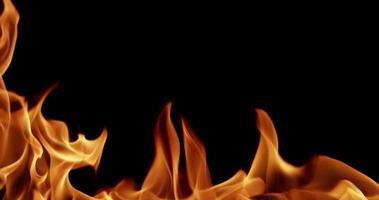 clip di accensione interna calda per temi e progetti di calore al rallentatore 4K