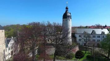Torre del castillo de Altenburg, Alemania video