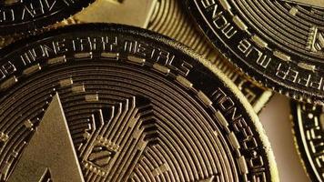 Tir rotatif de bitcoins (crypto-monnaie numérique) - bitcoin monero 055