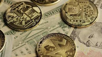 Tir rotatif de bitcoins (crypto-monnaie numérique) - bitcoin monero 203