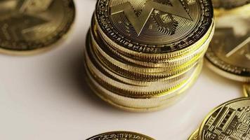 Tir rotatif de bitcoins (crypto-monnaie numérique) - bitcoin monero 140