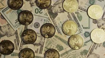 Tir rotatif de bitcoins (crypto-monnaie numérique) - bitcoin monero 155