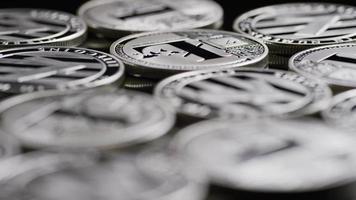 Tir rotatif de bitcoins (crypto-monnaie numérique) - bitcoin litecoin 530