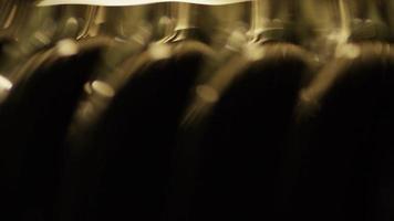 sfondo cinematografico in movimento astratto (senza cgi utilizzato) 1574