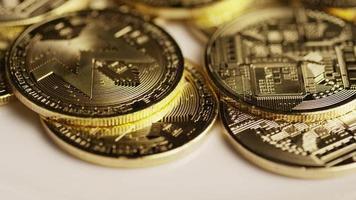 Tir rotatif de bitcoins (crypto-monnaie numérique) - bitcoin monero 107