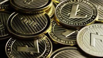 Tir rotatif de bitcoins (crypto-monnaie numérique) - bitcoin litecoin 320