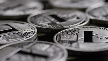 Tir rotatif de bitcoins (crypto-monnaie numérique) - bitcoin litecoin 467