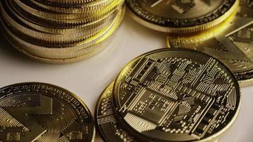 Tir rotatif de bitcoins (crypto-monnaie numérique) - bitcoin monero 138