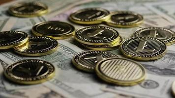 Tir rotatif de bitcoins (crypto-monnaie numérique) - bitcoin litecoin 582