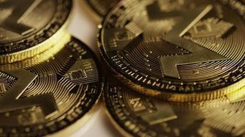 Tir rotatif de bitcoins (crypto-monnaie numérique) - bitcoin monero 067