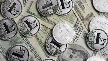 tiro giratorio de bitcoins (criptomoneda digital) - bitcoin litecoin 627