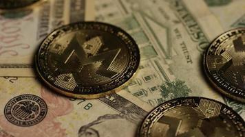 Tir rotatif de bitcoins (crypto-monnaie numérique) - bitcoin monero 169