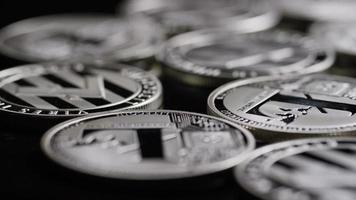 tiro giratorio de bitcoins (criptomoneda digital) - bitcoin litecoin 528