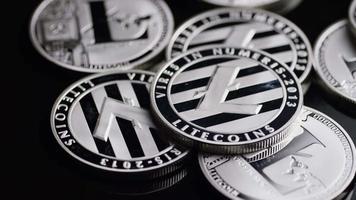 Tiro giratorio de bitcoins (criptomoneda digital) - bitcoin litecoin 546