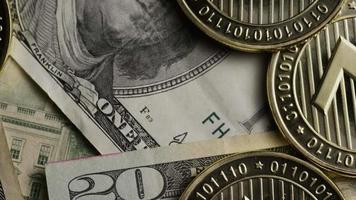 Tir rotatif de bitcoins (crypto-monnaie numérique) - bitcoin litecoin 569