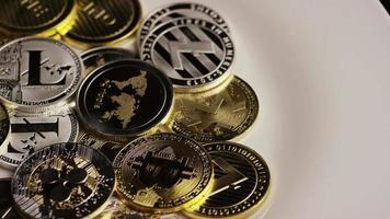 tiro giratorio de bitcoins (criptomoneda digital) - bitcoin mixto 063