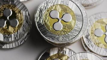 colpo rotante di bitcoin (criptovaluta digitale) - ripple bitcoin 0065